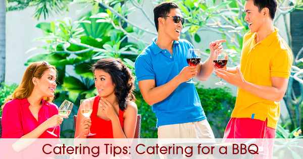 Food Catering Ideas: Catering for a BBQ Party