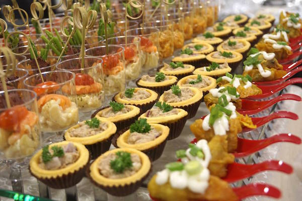 food catering in singapore by eatz bash by sph