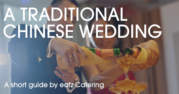The Traditional Timeline for a Chinese Wedding