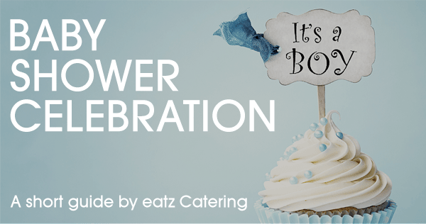 foFood catering baby shower celebration