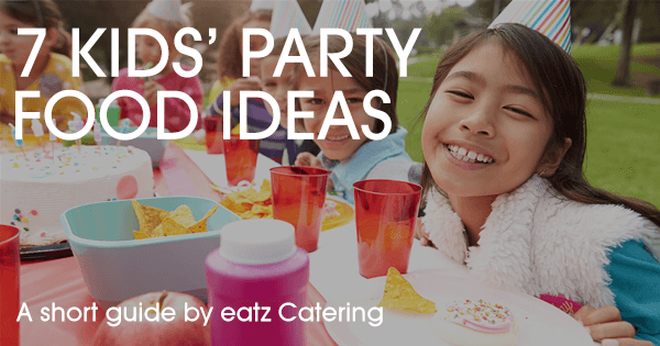 7 Popular Kids' Party Foods for 2015