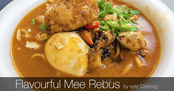 Mee Rebus: Noodles? But Much More!