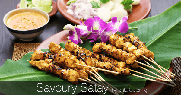 Satay: It's More Than Just The Meat