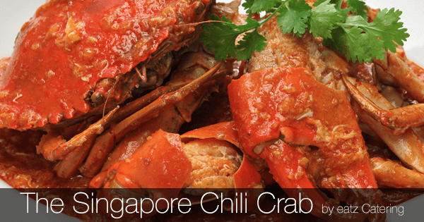 Chilli Crab, King of Singapore Culinary Inventions