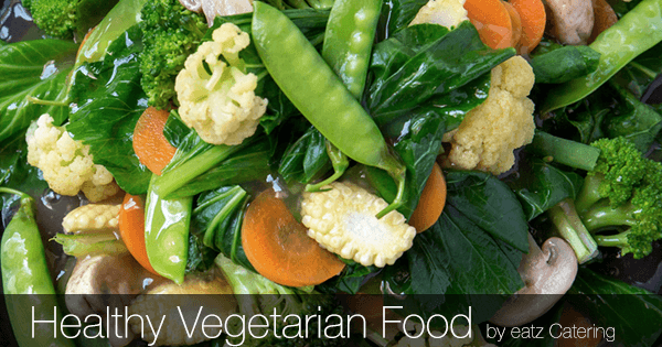 Vegetarian Food: A Healthier Choice