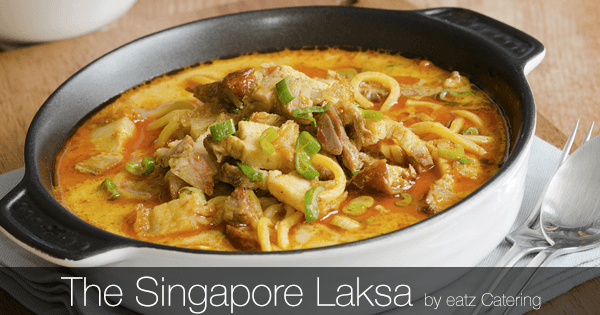 Laksa: The Dish of Southeast Asia