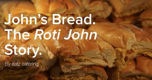 Who is Roti John? Or what is it?