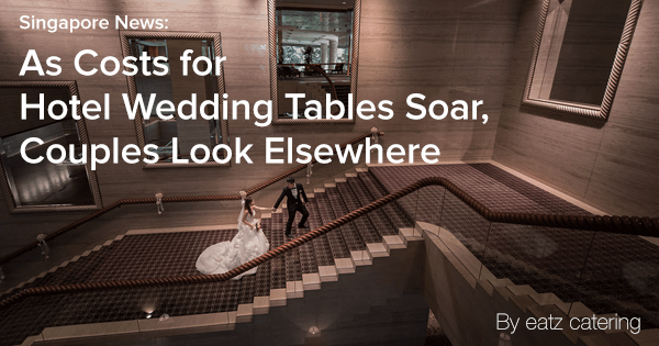 As Costs for Wedding Tables Soar, Couples Look Elsewhere
