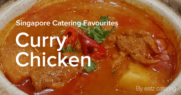 Catering Favourites: Curry Chicken with Potatoes