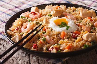 A Halal Catering Favourite - Nasi Goreng