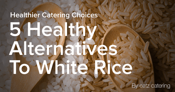 The Fight on Diabetes: 5 Healthy Alternatives to White Rice