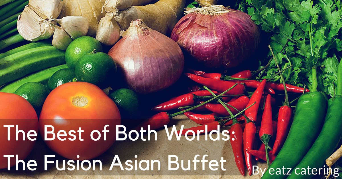 The Best of Both Worlds: The Fusion Asian Buffet