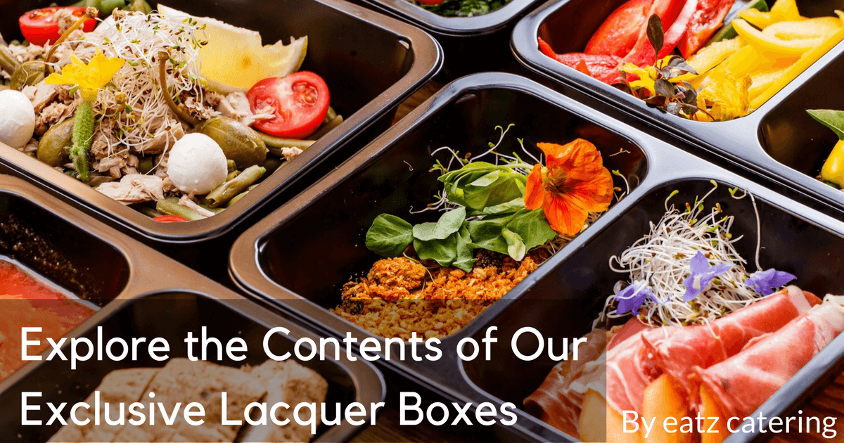 Explore the Contents of Our Exclusive Lacquer Boxes