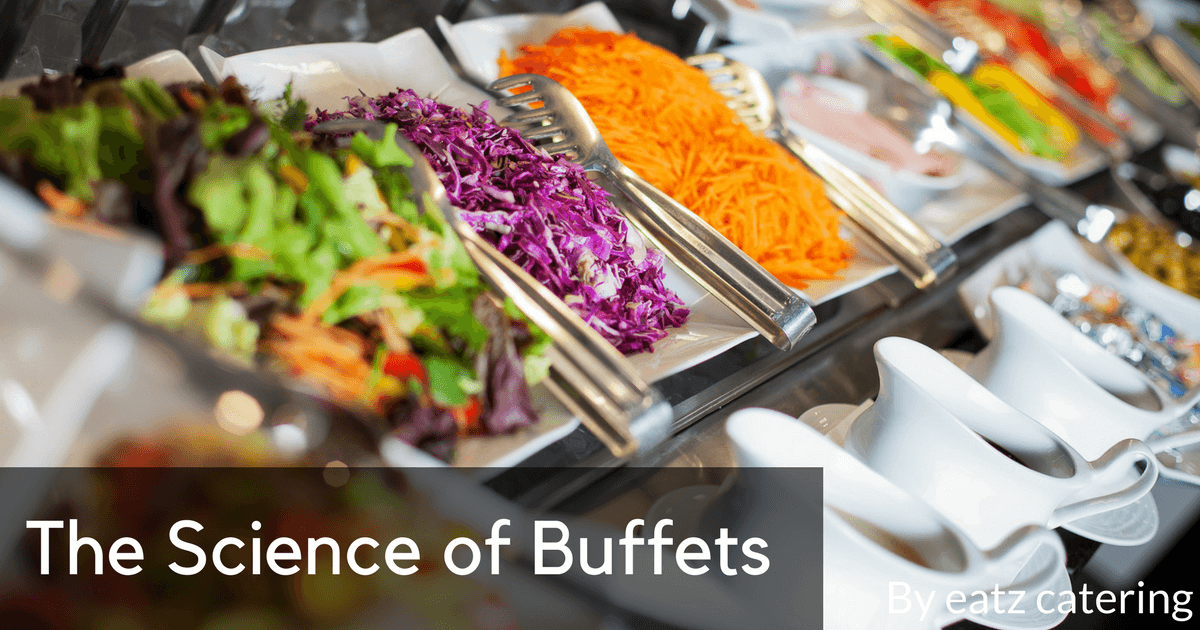 The Science of Buffets