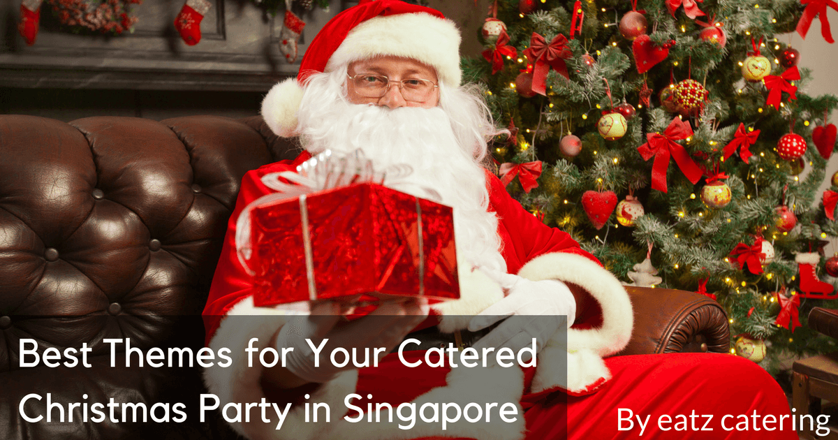 Best Themes for Your Catered Christmas Party in Singapore