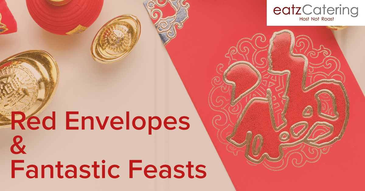 Red Envelopes & Fantastic Feasts