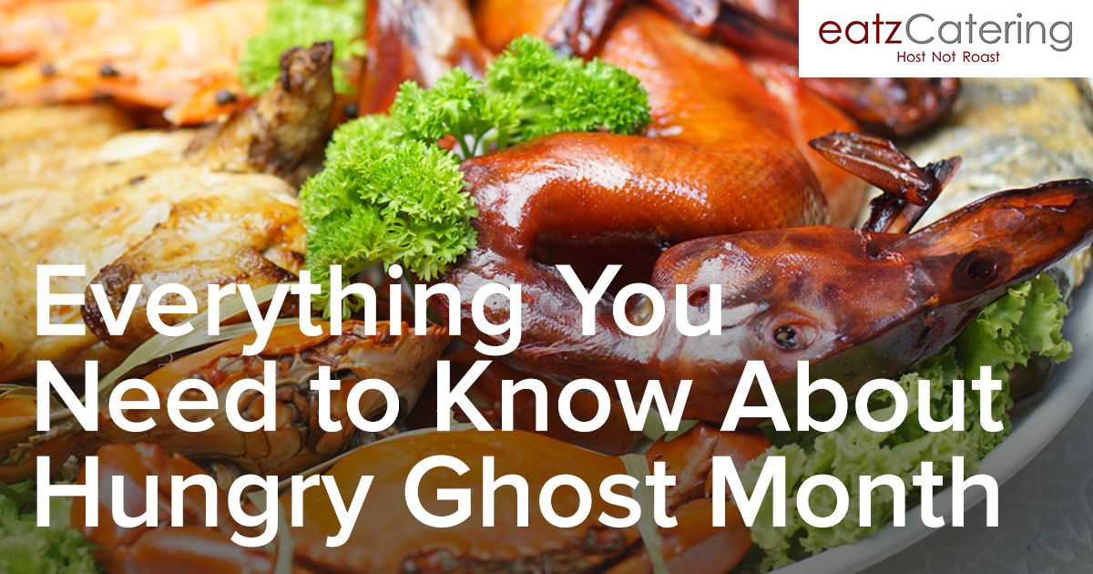 Everything You Need to Know About Hungry Ghost Month in Singapore