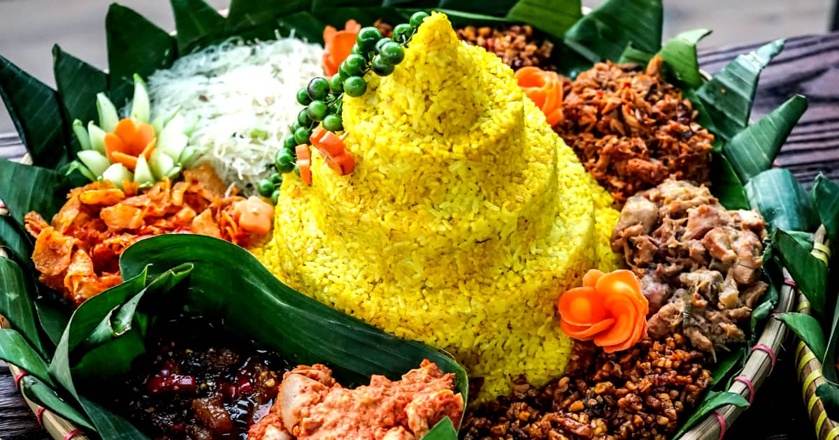 The Authentic Indonesian Culinary Experience Comes to Your Home