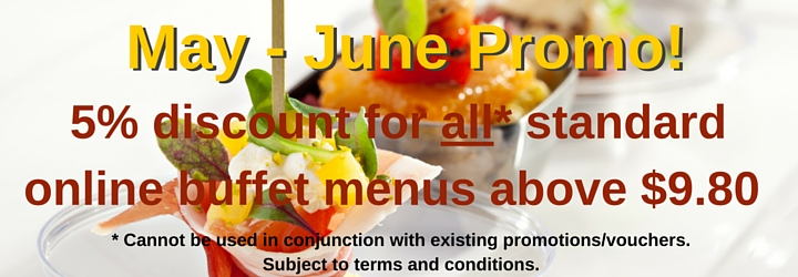 May June 2016 Promotion