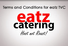 eatz catering Singapore TVC terms and conditions
